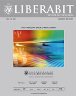Revista Liberabit Vol. 13 Año 13 2007
