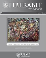 Revista Liberabit Vol. 15 nº2 2009