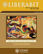 Revista Liberabit Vol. 16 nº 1 2010